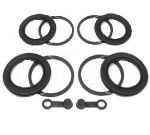 Daytona 600 & 650 FRONT Brake Caliper Seal Kit: [4 Pot Calipers]